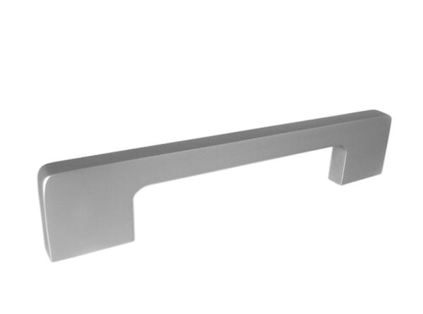 Baldų rankenėlė R00076 (96mm, Anoduotas aliuminis)