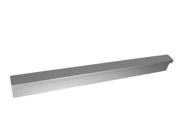 Baldų rankenėlė R00032 (352mm, anoduotas aliuminis)