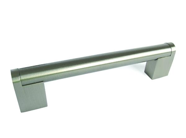 Baldų rankenėlė R00069 (192mm, Šlifuotas nikelis)