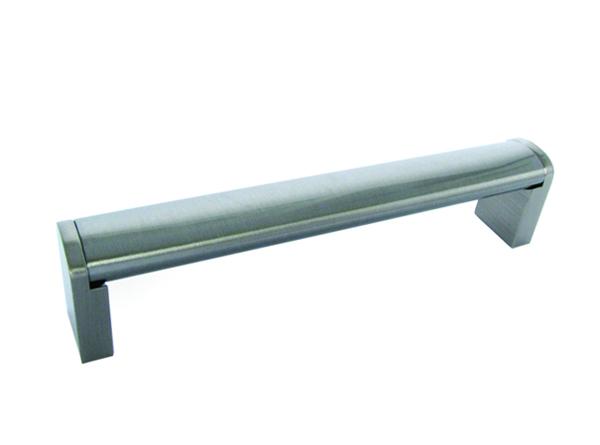 Baldų rankenėlė R00173 (128mm, Šlifuotas nikelis)